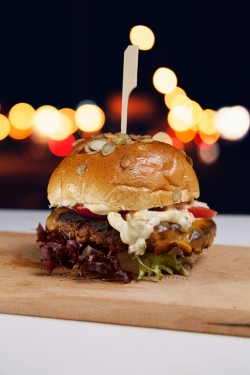 TukTuk Truck Burgers